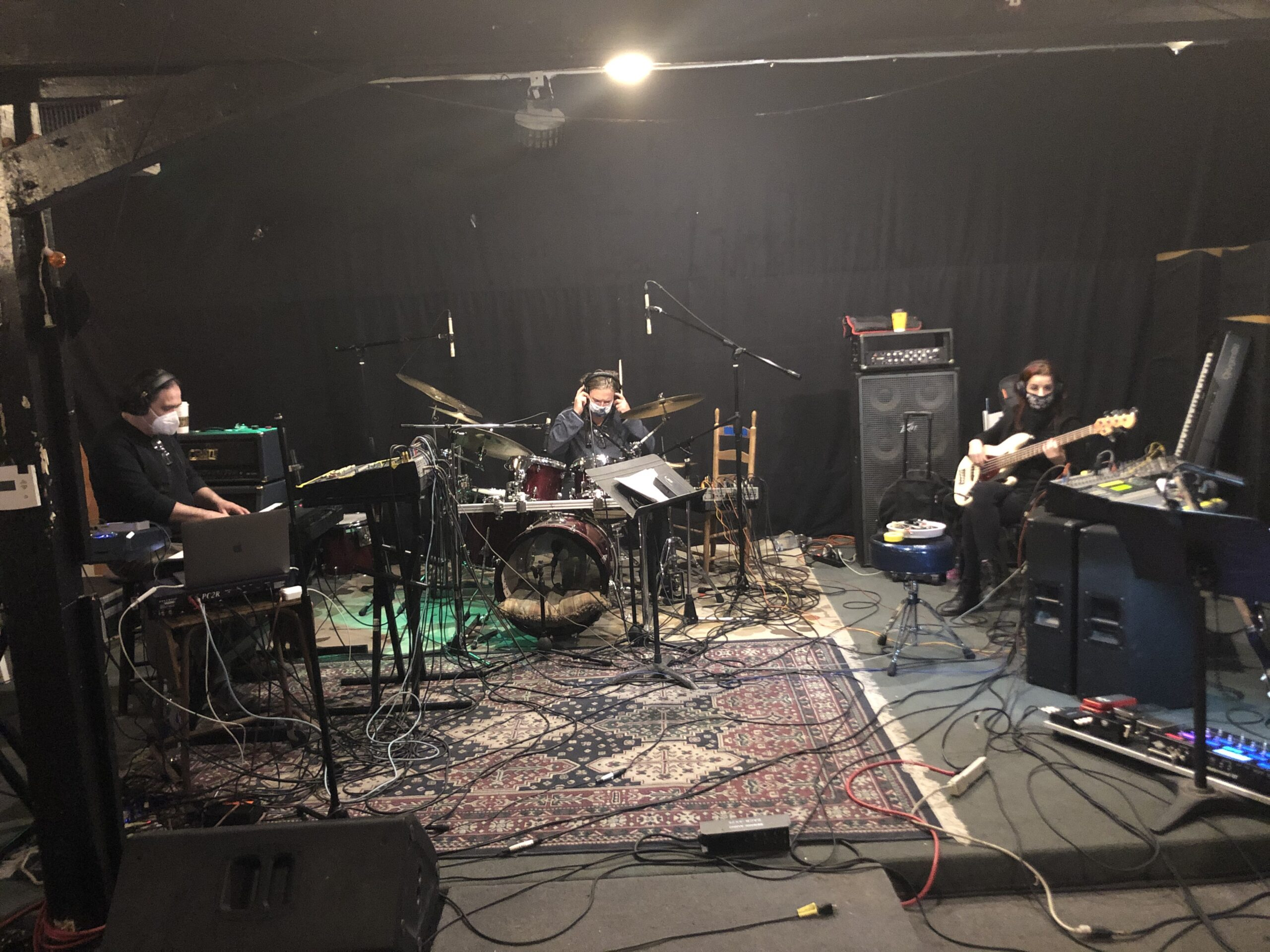 More Live Rehearsals!